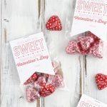 Printable Valentine's Gift Tag