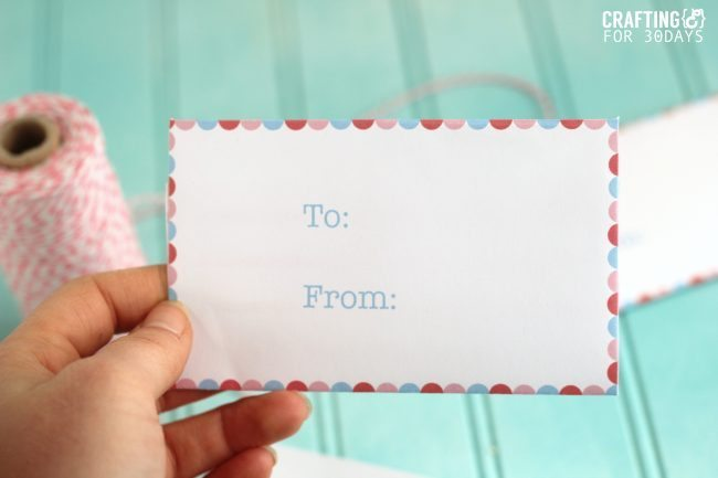 Printable Valentine's Love Notes from CraftingE from thirtyhandmadedays.com
