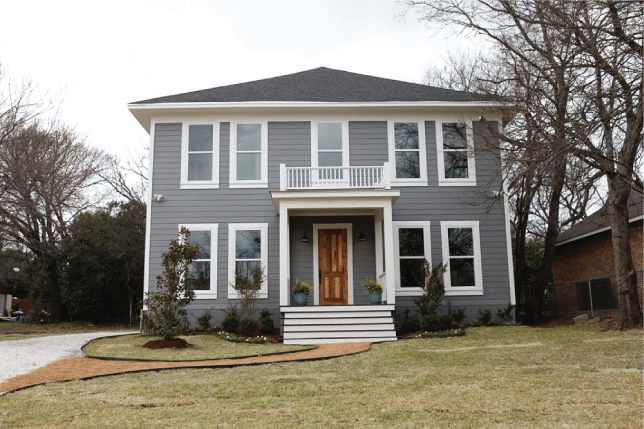 Inspiration from Fixer Upper- Clint & Kelly's house