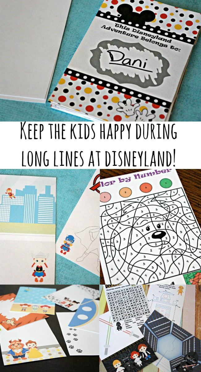 The 5 Best Tips for Disneyland with Kids / by BusyMomsHelper for ThirtyHandmadeDays.com / These tips were a lifesaver when taking our group with ages a few weeks up, toddlers and up to preteens!