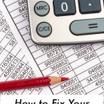 How to Fix Your Credit Score NOW