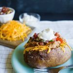 Mexicano Pollo Spud Easy Dinner Recipe