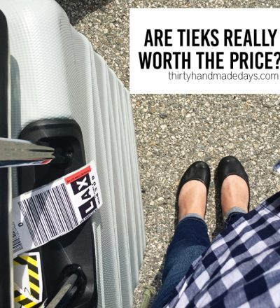 Are Tieks really worth the price? Why I'm obsessed with them and think you will be too! www.thirtyhandmadedays.com