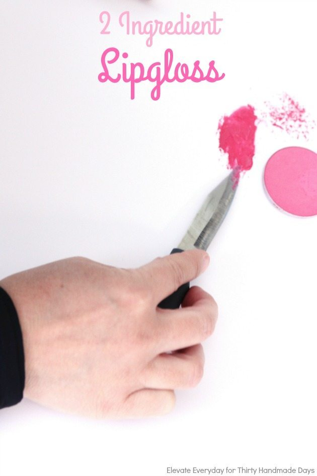 Make Your Own Lipgloss
