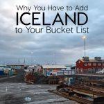 Why you have to add Iceland to your bucket list www.thirtyhandmadedays.com