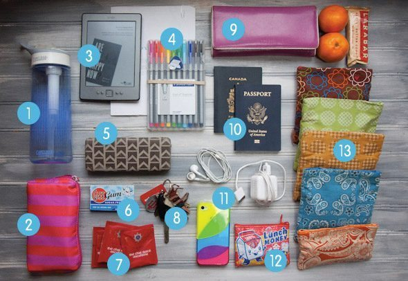 How to pack a carry on like a pro