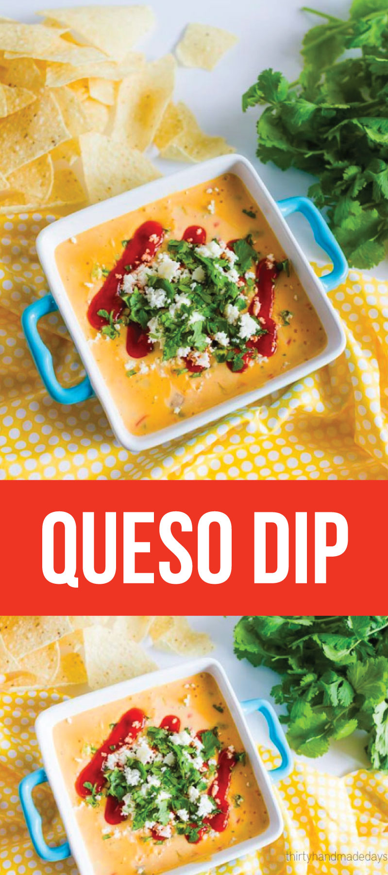 Copycat Torchy's Queso Dip- the best dip I've ever had!