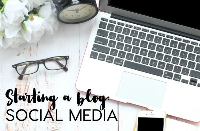So you want to start a blog? About social media! www.thirtyhandmadedays.com