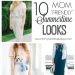 Summer Outfits for Moms