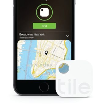 Unique Father's Day Gift Ideas - Tile Key and Phone Finder