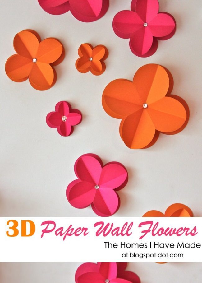 3D Wall Flowers-001