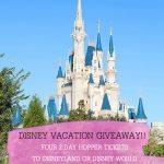 Dream Disney Vacation