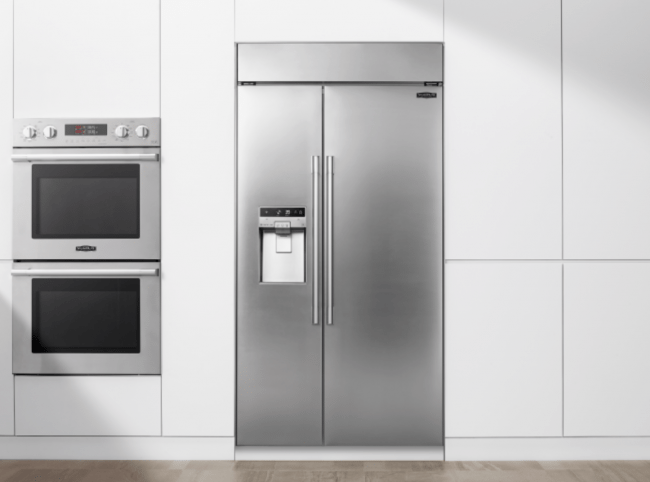 How to design a kitchen around appliances with the Signature Kitchen Suite - refrigerator