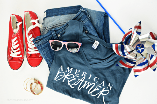 American Dreamer Shirt from Cents of Style