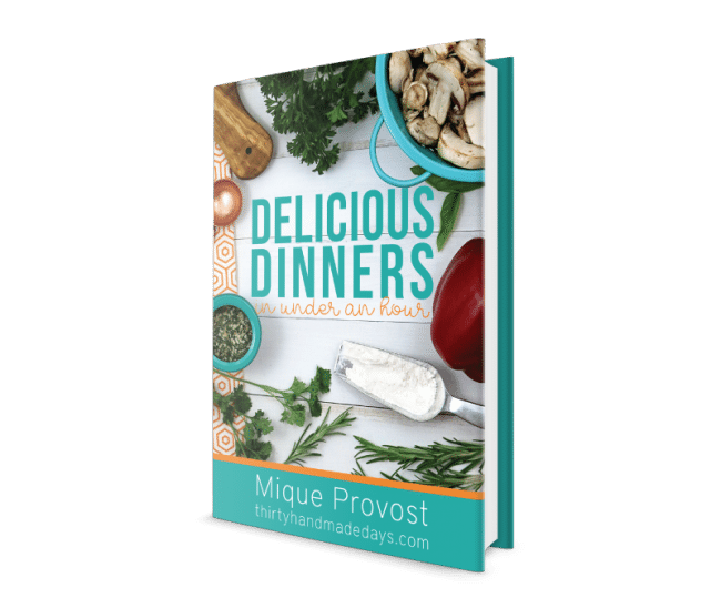 Delicious Dinners in Under an Hour