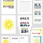 Ultimate Lemonade Stand Binder for Kids