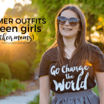 Cute Summer Outfits for Teen Girls & Their Moms