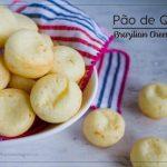 Amazing Brazilian Cheese Bread - {Pão de Queijo} - awesome bread recipe from www.thirtyhandmadedays.com