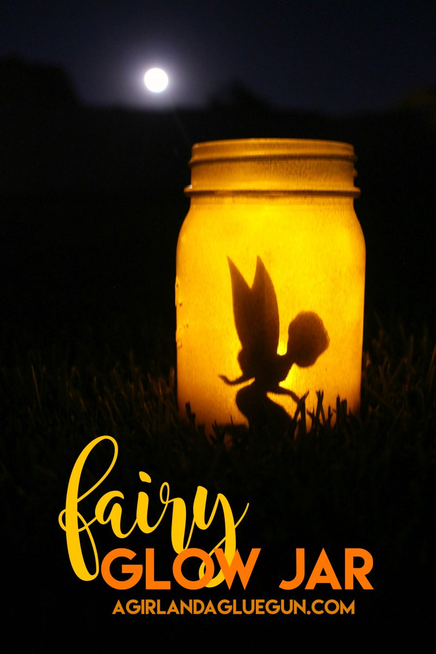 Fairy Glow Jar Thirty Handmade Days