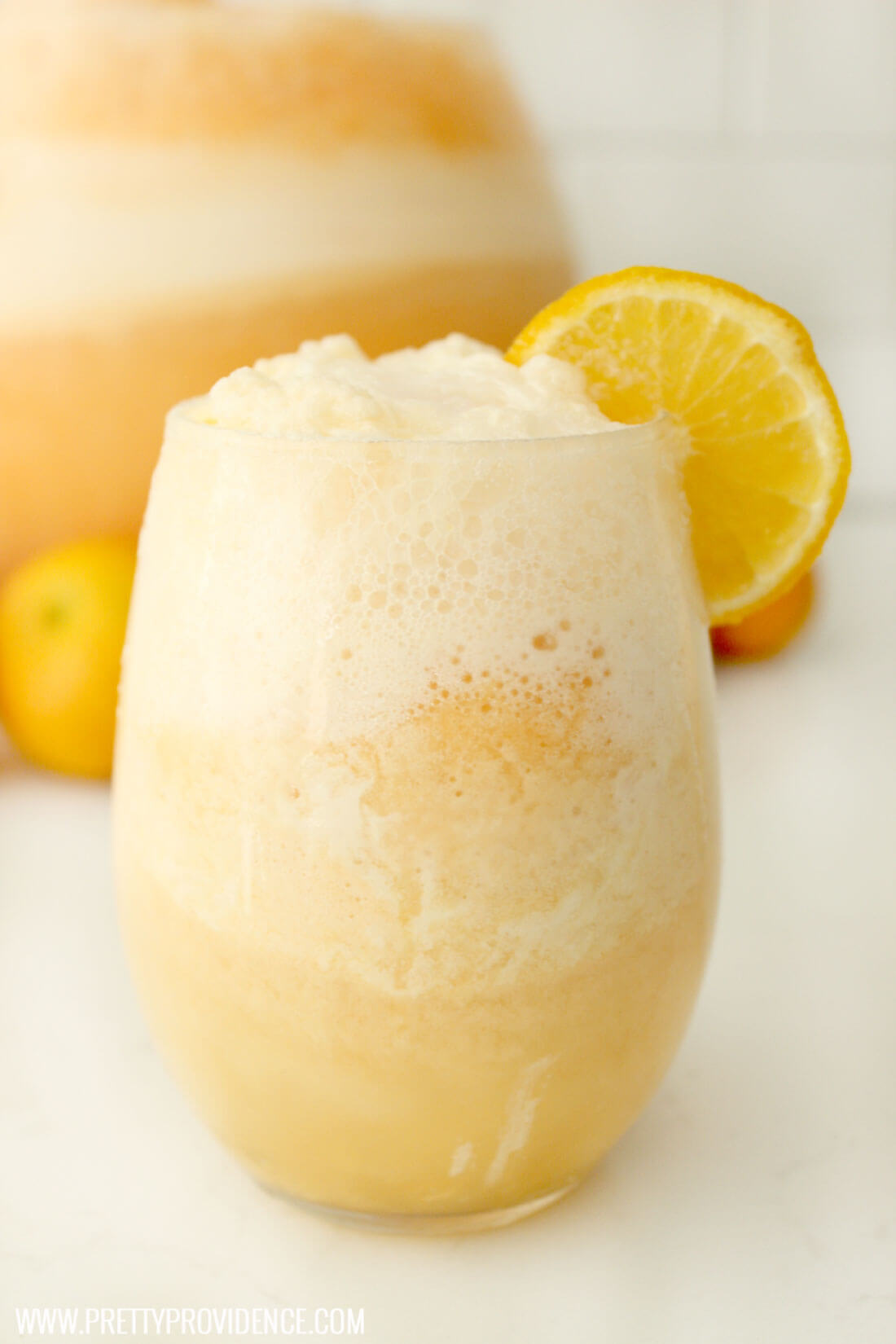 Orange Slush - a super refreshing drink recipe that is sure to hit the spot!