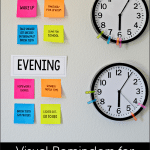Visual Reminders for Kids Daily Routines
