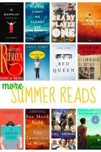 More Summer Reads-books to add to your list via www.thirtyhandmadedays.com
