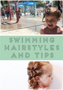 Swimming Hairstyles and Tips for Summer Hair