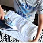 Teaching Kids How to Iron