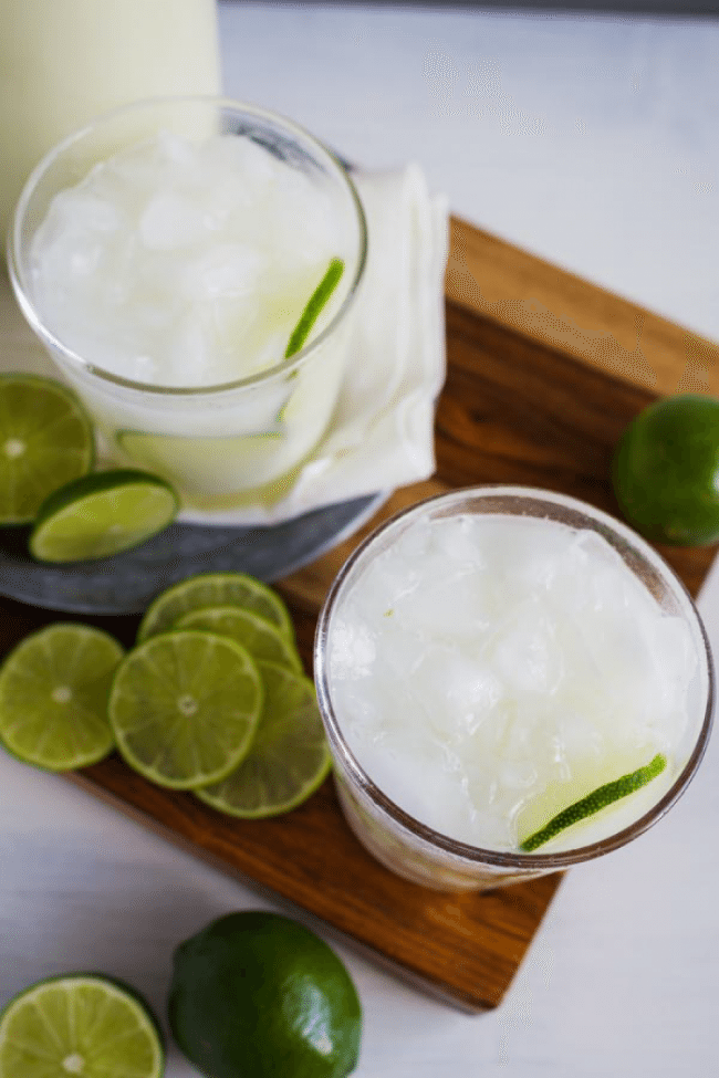 Brazilian Lemonade Recipe
