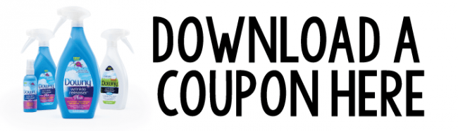 Download a Downy Wrinkle Release Coupon