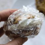 Healthier Frozen-Cookie Treat: Pumpkin Walnut Chocolate Chip Cookies