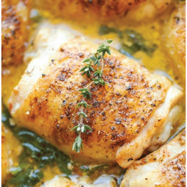 Lemon Butter Chicken: 20+ Instant Pot Recipes to Try
