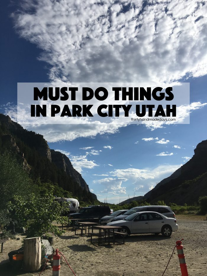 Must Do: Must Do Things In Park City