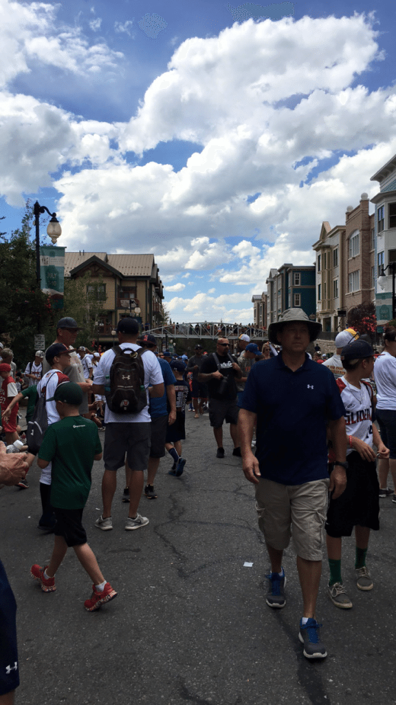 Must do things in Park City, Utah: go to Main Street