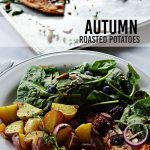 Autumn Roasted Potatoes - an easy to make side dish for any dinner!