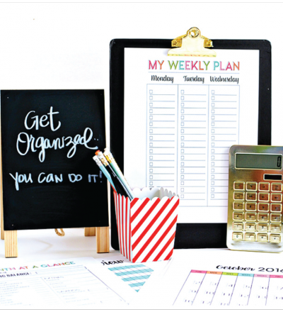 Get organized with this fall bundle - good for only 3 days!