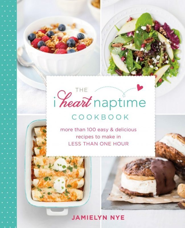 I Heart Naptime Cookbook from www.thirtyhandmadedays.com