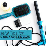 Useful Tips for How to Use a Curling Wand for Back to School