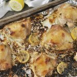 Asian Marinated Chicken is a super easy and delicious weeknight meal.
