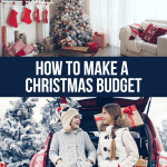 How to Make a Christmas Budget