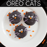 Halloween Oreo Cookie Cats