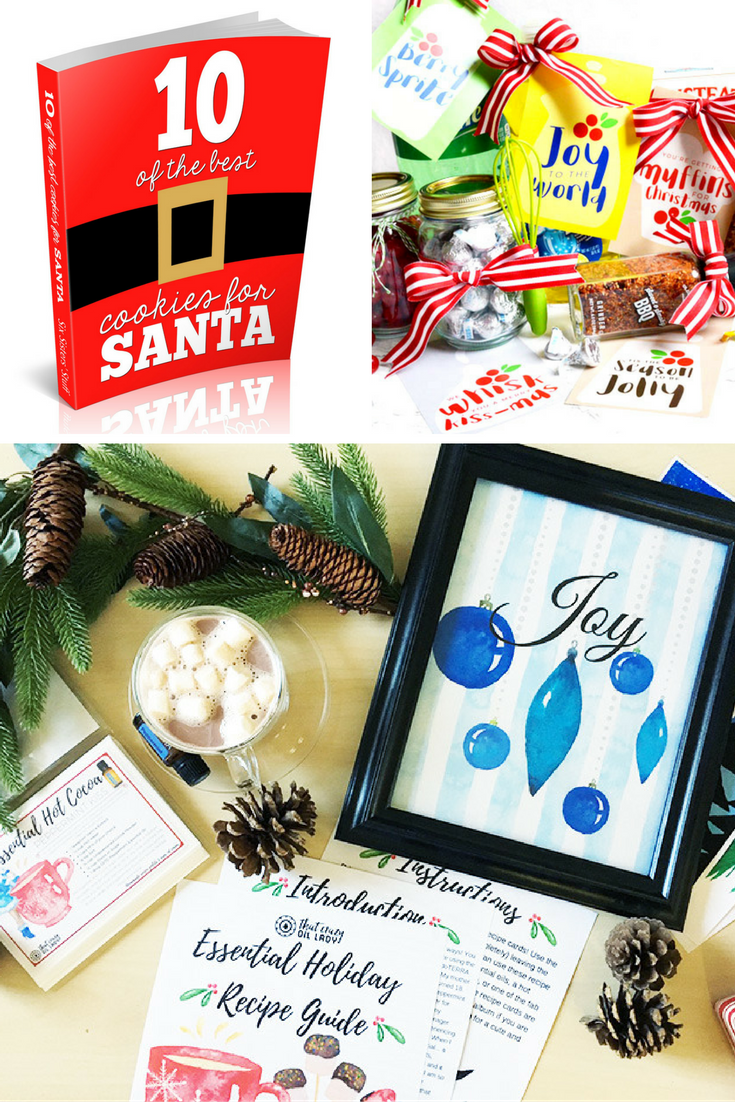 Holidays: All Things Christmas Bundle - get in on something so fun for the holidays with this printable pack! from thirtyhandmadedays.com