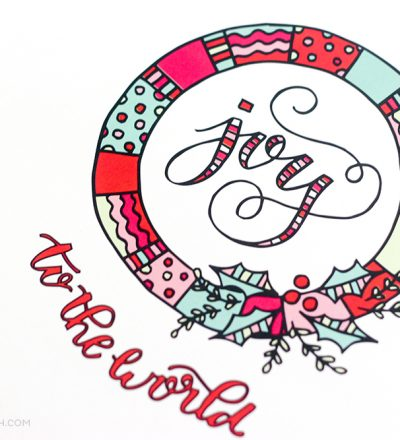 Print off some of these FREE Printable Christmas Coloring Pages for a fun activity for kids or adults this holiday season. thirtyhandmadedays.com