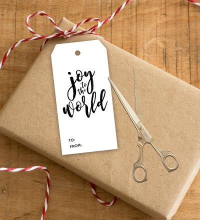 Holidays: Adorable printable Christmas gift tags to use this holiday season.