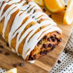 Delicious Orange Chocolate Bread For The Holidays