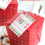 Super Easy Nut Mix Neighbor Gift