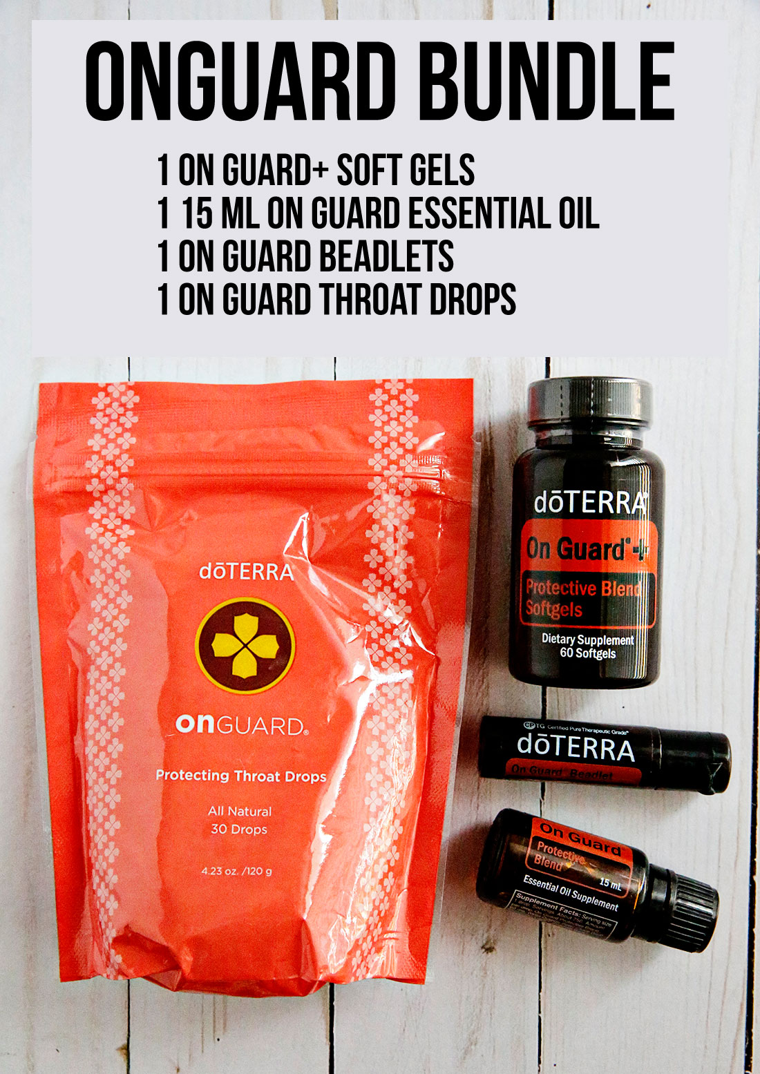 OnGuard Bundle for 30days friends- get this awesome bundle for a deal for the new year!