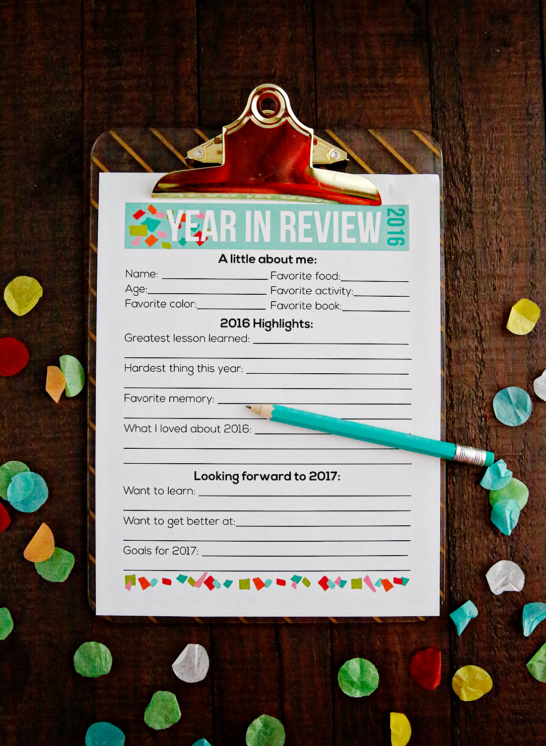 printable new year coloring page