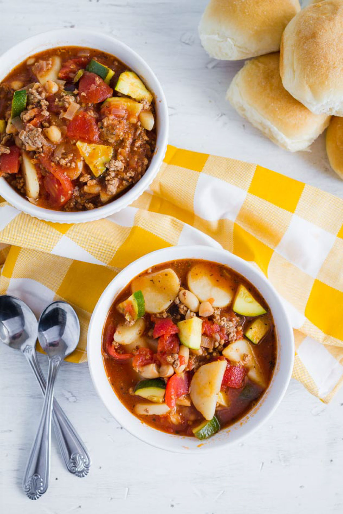 Food: Gabriel's Goulash - the perfect dinner recipe that will keep you nice and warm. from www.thirtyhandmadedays.com