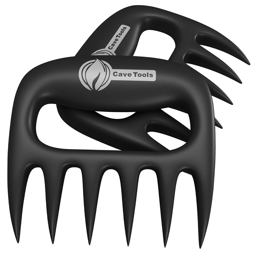 Pulled pork shredder knives- make it even easier to shred pork with these claws! Get them here: http://amzn.to/2iv1rIZ (aff)